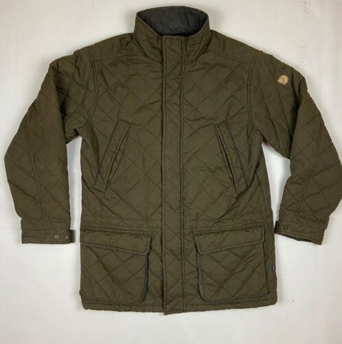 Vintage Fjallraven Fjällräven G1000 Quilted Jacket