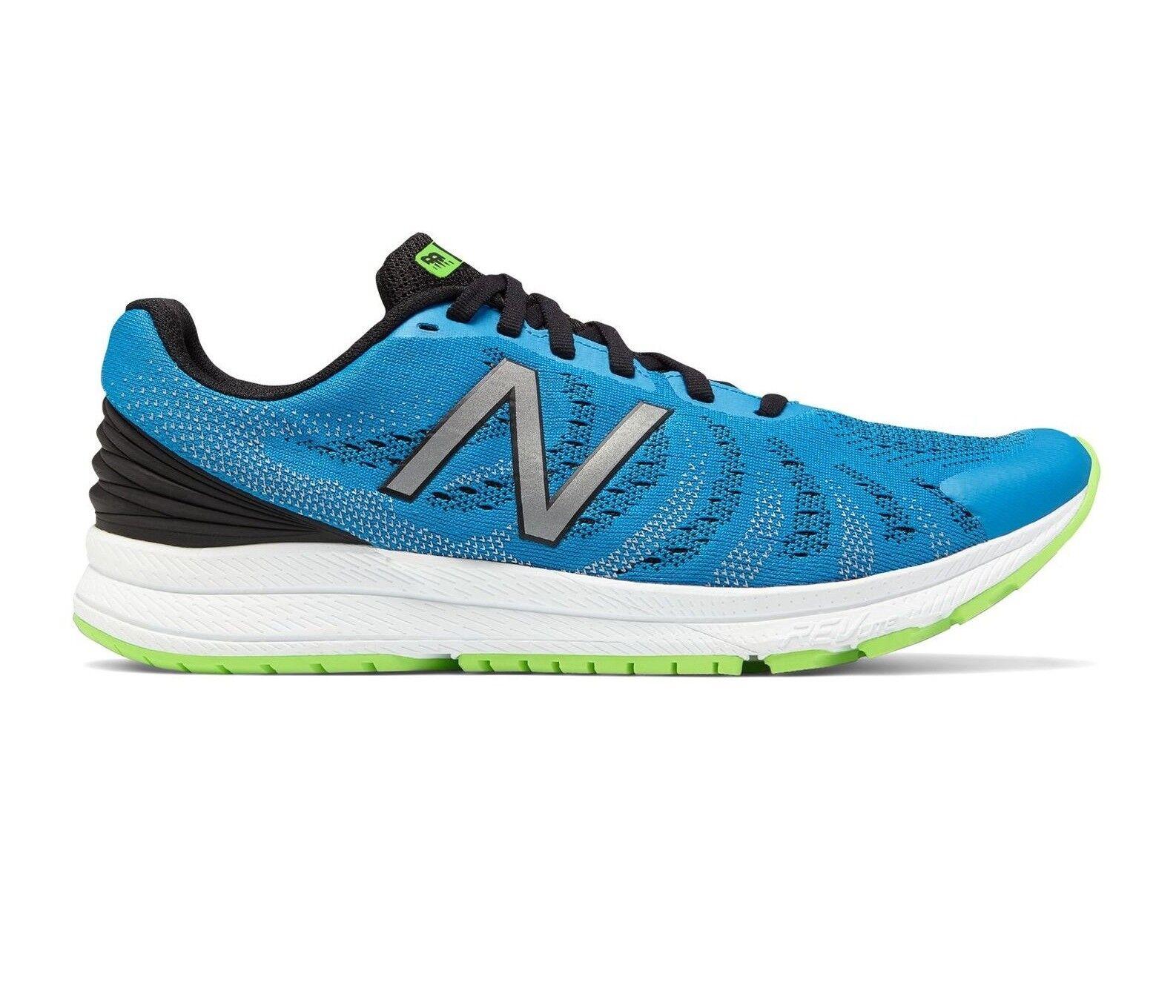 New Balance Fuel Core Rush Men's Size 9 Running shoes bluee White MRUSHBB3