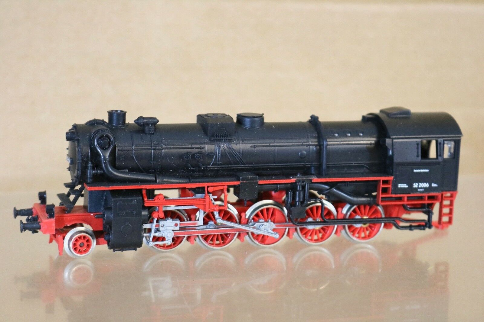 Piko Lokomotive NUR DR 2-10-0 Klasse BR 52 2006 Lokomotive Ersatzteil NP