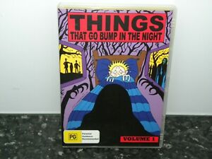 THINGS-THAT-GO-BUMP-IN-THE-NIGHT-VOLUME-1-6-MOVIES-on-3-DVD-039-S-LIKE-NEW