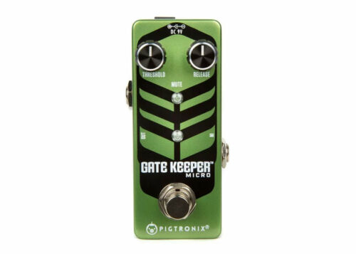 FREE 2 DAY SHIP Pigtronix GateKeeper Micro Noise Gate