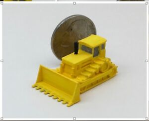 RTR-PAINTED-D8-Caterpillar-Bulldozer-N-Scale-1-160-Custom-Railroad-Construction