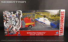 Transformers Protectobots Evac Squad HOT SPOT + BLADES 2-Pack Asia Kids Day New