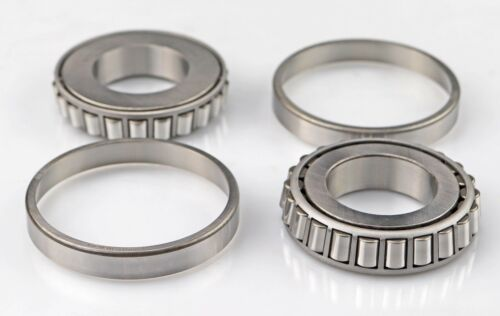 2 x Fiat 55181940 M32 FAG INA Gearbox Bearing Replaces Timken NP238750//NP929800