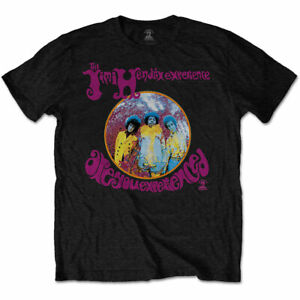 Jimi-Hendrix-039-Are-You-Experienced-039-T-Shirt-Official-Hendrix-Merchandise