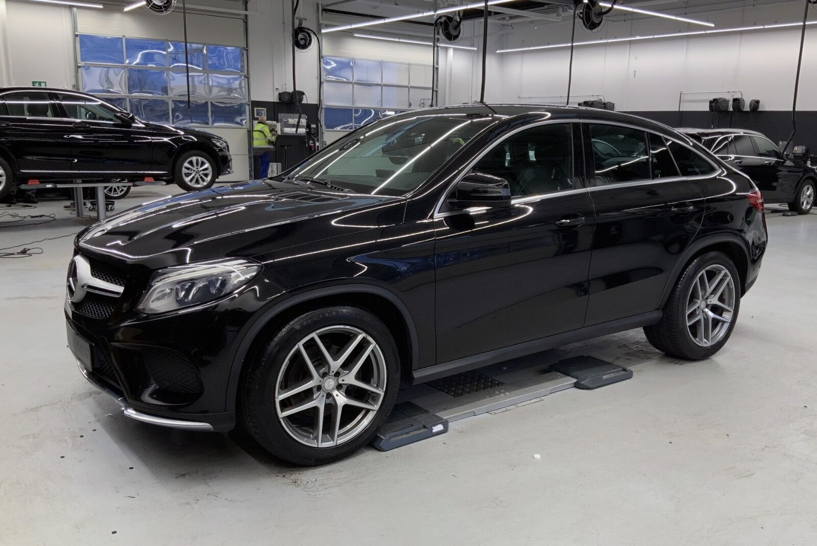 Mercedes-Benz GLE350 d 3,0 AMG Line Coupé aut. 4-M