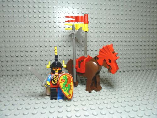 LEGO Ritter mit Pferd 6082 Knight