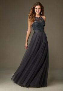 Mori-Lee-By-Madeline-Gardner-Bridesmaid-Embroidery-Beaded-Satin-Waistband-Gown