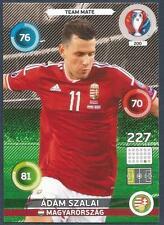 PANINI EURO 2016 ADRENALYN XL CARD- #200-MAGYARORSZAG-HUNGARY-ADAM SZALAI