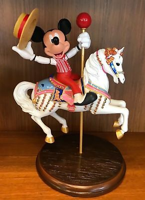 Disney Parks Mickey Mouse and Jingles Medium Figure NEW IN BOX