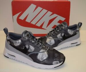 free shipping 5ee85 f9d8d Image is loading Nike-Air-Max-Thea-Print-Women-Sneakers-Shoes-