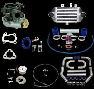 Universal Turbo Kit Yamaha Grizzly Raptor 600 660 700 Ebay