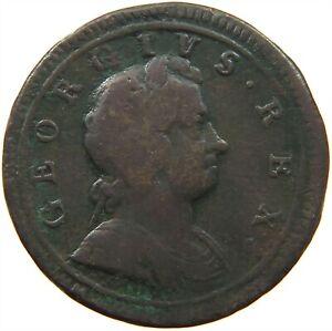 GREAT-BRITAIN-HALFPENNY-1723-GEORGE-I-s21-693