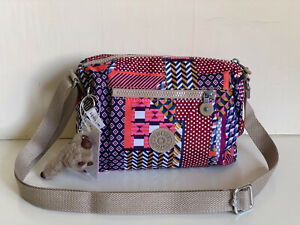 NEW-KIPLING-WES-PRINTED-DREAM-CROSSBODY-SLING-MESSENGER-SHOULDER-BAG-PURSE-SALE