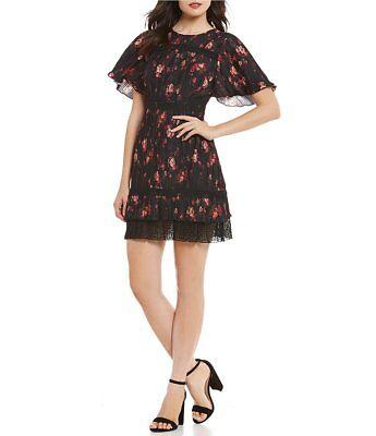 M L /& XL S NWT Foxiedox FA384DR Ladies Black Sleeveless Midi Dress XS