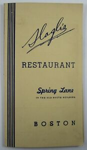 Vintage-Restaurant-Menu-Slagle-039-s-Old-South-Building-Boston-Massachusetts-1945
