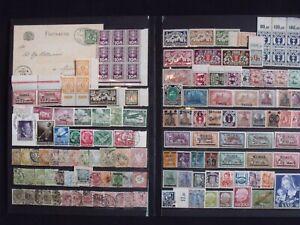 DR,Danzig,Memel,Deutschland,Bayern,Briefmarkenalbum Seiten Sammlung Nachlass TOP