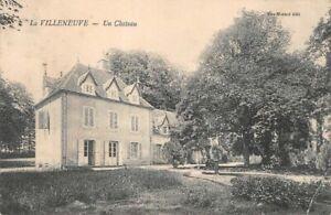 LA-VILLENEUVE-un-Chateau