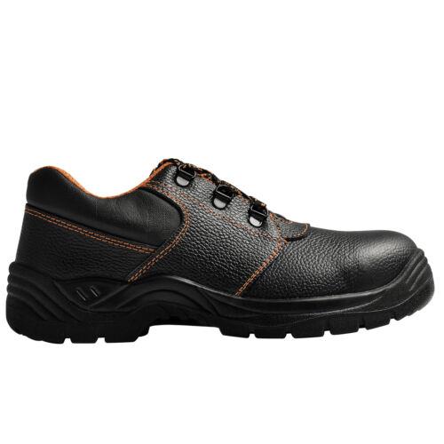 pro.tec Arbeitsschuhe Sicherheitsschuhe Arbeitsschutz Leder Schuhe S3 Stahlkappe