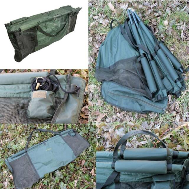 Deluxe Floating Recovery Holding Weigh Sling Saber Supra Floatation Carp Fishing