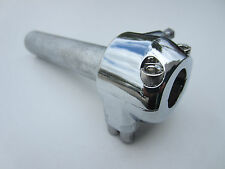 AMAL THROTTLE TWIST GRIP DUAL CABLE TRIUMPH T120 BONNEVILLE NORTON BSA MATCHLESS