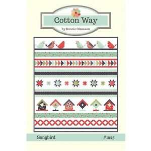 Songbird-Quilt-Pattern-by-Bonnie-Olaveson-of-Cotton-Way-1025