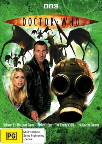 1 of 1 - Dr Who Series 1 Vol 3 - Region 4 PAL - PG - Christopher Eccleston Billie Piper