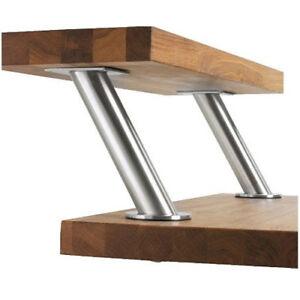 ikea capita konsole edelstahl st tze baraufbau 2 set bar. Black Bedroom Furniture Sets. Home Design Ideas