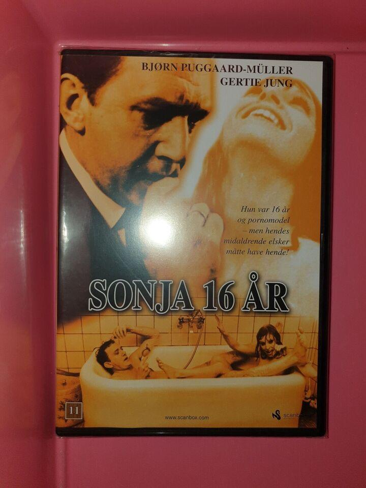 Sonja 16 år (ubrudt), DVD, andet