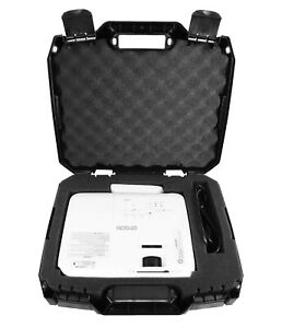 Projector Carrying Case for Epson PowerLite 83 Projector and More, Case Only