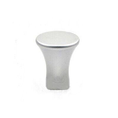 "Cute 1"" 24mm Cone Aluminum Furniture Wardrobe Door Drawer Knob Pull Handle"