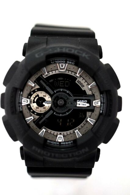 72f5157fe581 Women s Casio G-shock Small Analog Digital Watch Gmas110 Gmas110f-1a Black