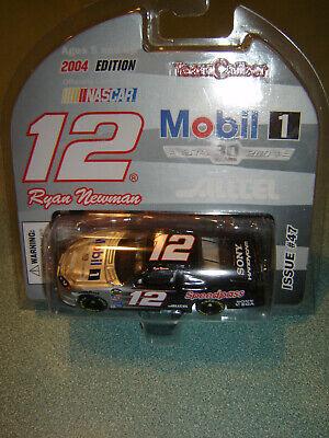 RYAN NEWMAN 2005 ALLTEL SONY 1//64 TEAM CALIBER PIT STOP #12 CAR MOBIL 1