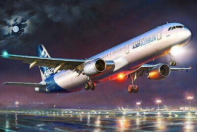 "ZVEZDA 7017 Model Kit /""Civil Airlines AIRBUS A-321/"""