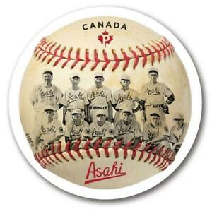 2019-Canada-ASAHI-BASEBALL-Single-Stamp-MNH-Fre-Shipping-Canada-amp-USA