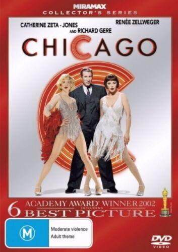 1 of 1 - Chicago COLLECTOR'S SERIES (DVD 2005, 2-Disc) Richard Gere, Renee Zellweger - R4