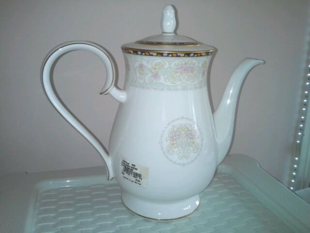Noritake  Coffee Pot - NEW tag Andulisian rp £179