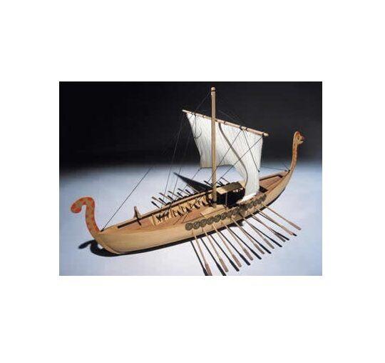 Mantua Viking Ship 1 40 (780) modellllerlerl båt Kit