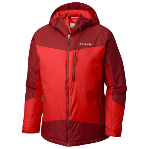 """New Mens Columbia /""""Wister Slope/"""" Insulated Thermal Coil Waterproof Winter Jacket"""