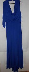 New Alberto Makali Cobalt evening, prom dress US10 UK14  RRP $349