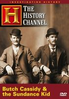 Butch Cassidy & The Sundance Kid (history Channel Documentary) And Sealed