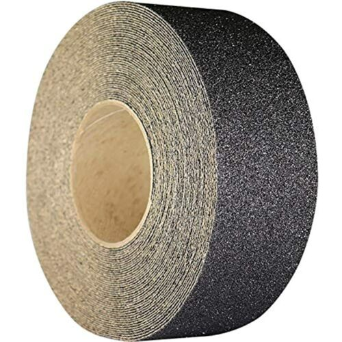 Anti Slip Tape Skid-Proof Adhesive Black Roll 4x30/' SKID GUARD No More Safety