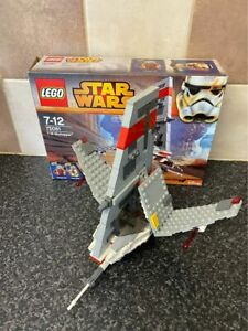 LEGO-STAR-WARS-75081-T-16-SKYHOPPER-BOXED-WITH-INSTRUCTIONS-NO-MINI-FIGURES