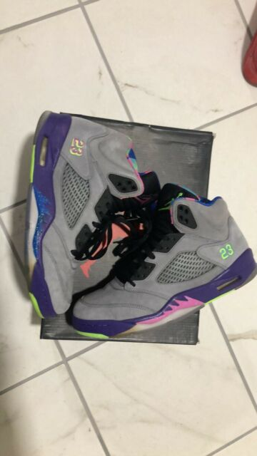 f4f8d7944a040 Air Jordan Retro 5 Bel-Air 621958 090 Size 10 Limited Will Smith