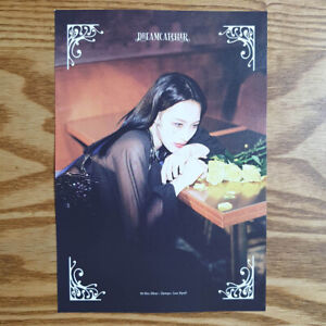 Siyeon-Official-Cover-Up-Card-Dream-Catcher-Mini-Album-Dystopia-Lose-Myself