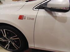 Para Audi Sport Pegatinas, gráficos, Ala, Personalizado, A1, A2, A3, A4, A5, A6, S3, S4, S Line