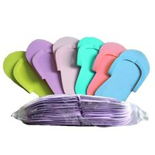 1413585137b Disposable Flip Flops Pedicure Foam Pedicure Salon Spa Slippers Pack Of 36  Pairs