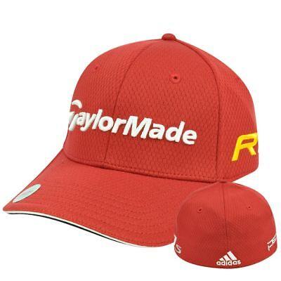Sport Weitere Ballsportarten Adidas Ashworth Golfhut Kappe Penta Taylor Made R11 Rot Stretch Flex Fit L/xl Ein Unbestimmt Neues Erscheinungsbild GewäHrleisten