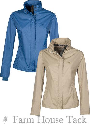 Equiline Jasper Windproof Jacket - Niagara Blau Medium