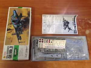 Hasegawa-Model-Kit-No-D020-500-BAe-Harrier-GR-MK3-1-72-Scale